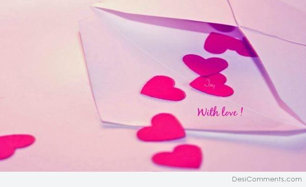 Picture: With Love
