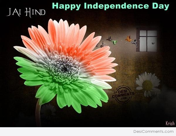 Happy Independence Day - Jai Hind