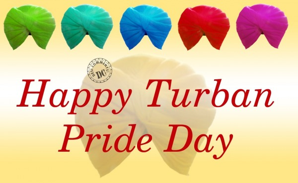 Turban Pride Day