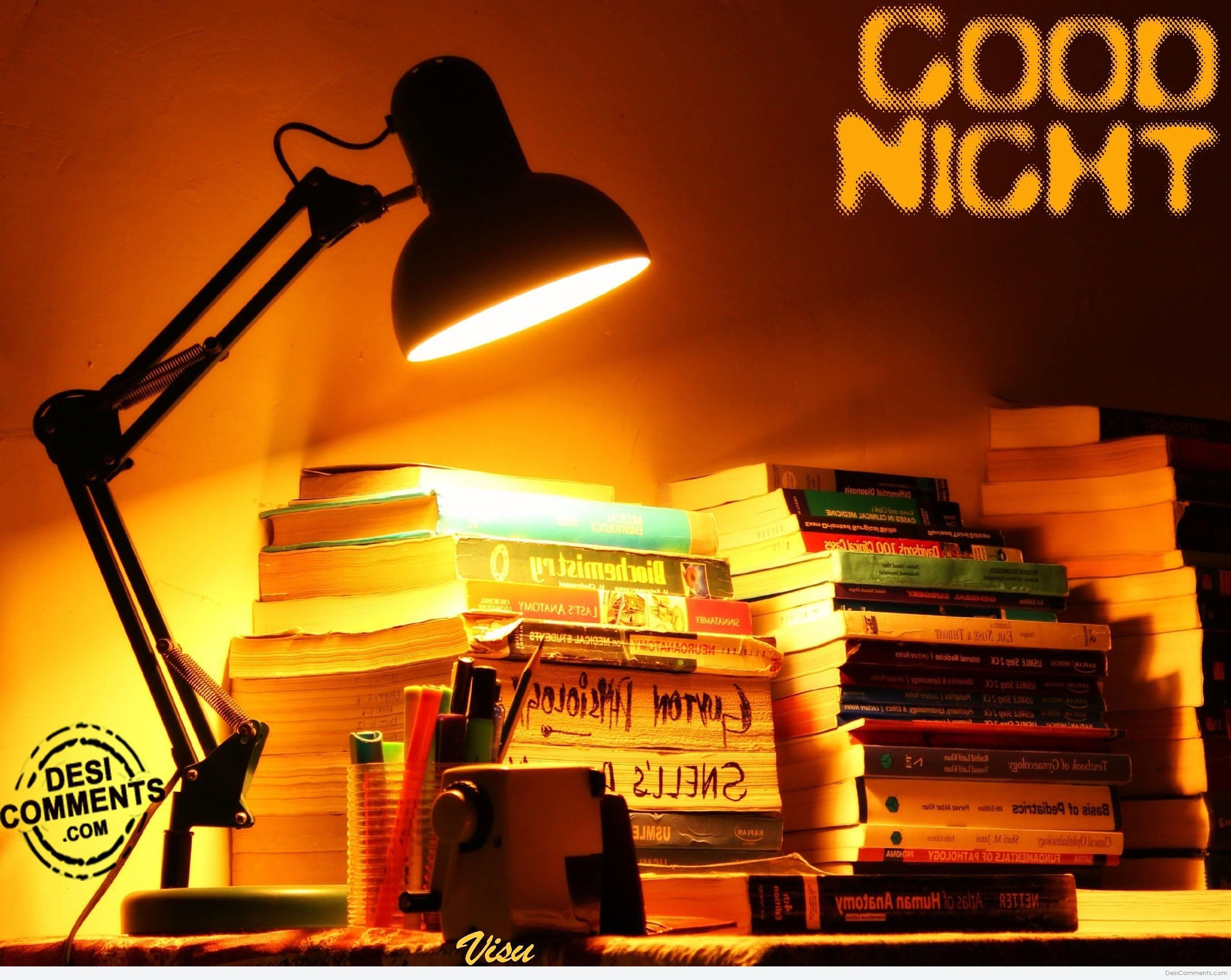 Good Night Image - DesiComments.com