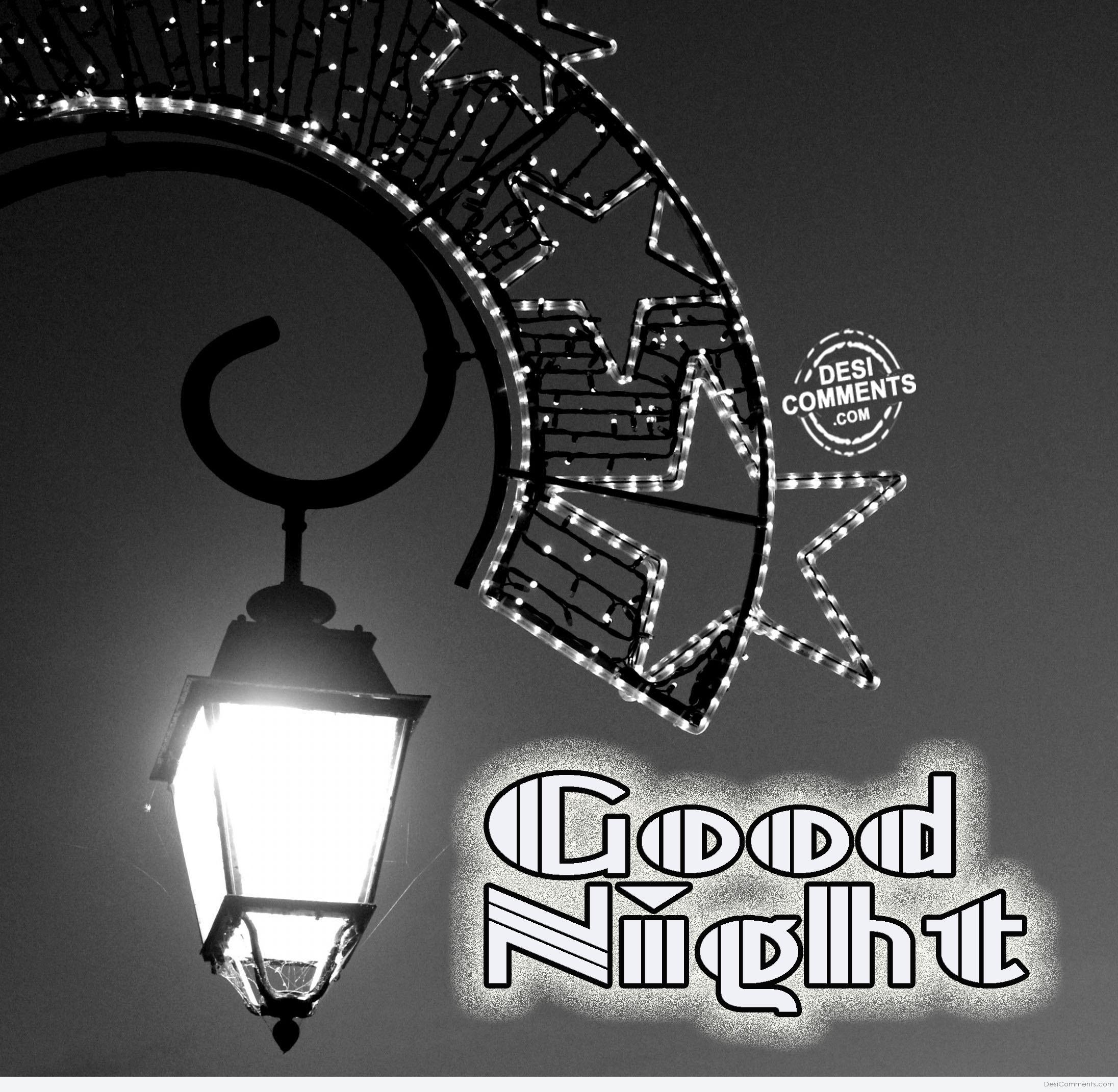 Good Night With Light Lamp Desicomments Com