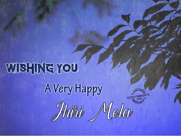 Great Wishes for Jhiri Mela