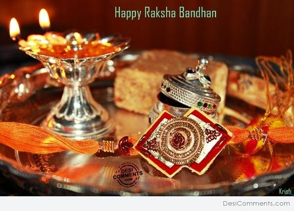 Wishing You Happy Raksha Bandhan