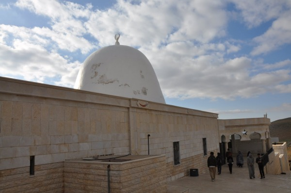 First tomb of world - hazrat Habil