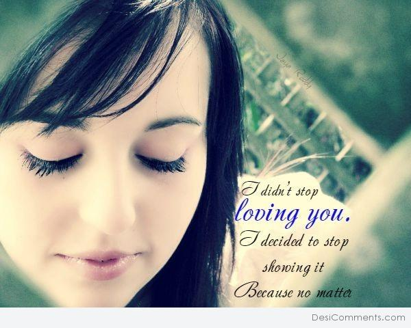Picture: Loving You
