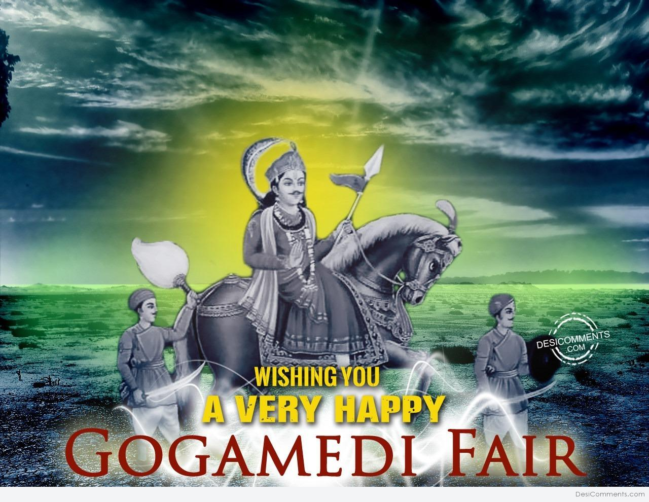 Letest Gogamedi Fair Pictures for free download