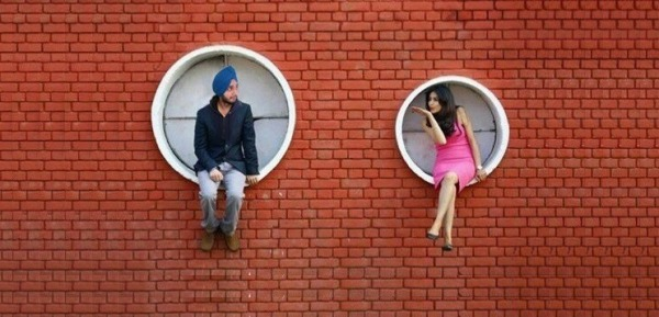 Punjabi Lovely Couple