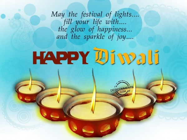 Picture: May the festival of lights fill your life with happiness