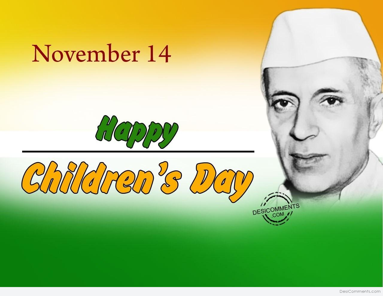Happy children's day  DesiComments.com