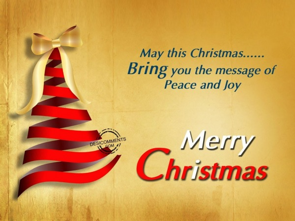 Picture: May this christmas spread happiness