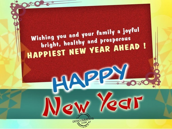 Picture: Wishing you and your family
