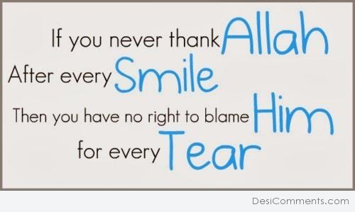 Picture: Allah