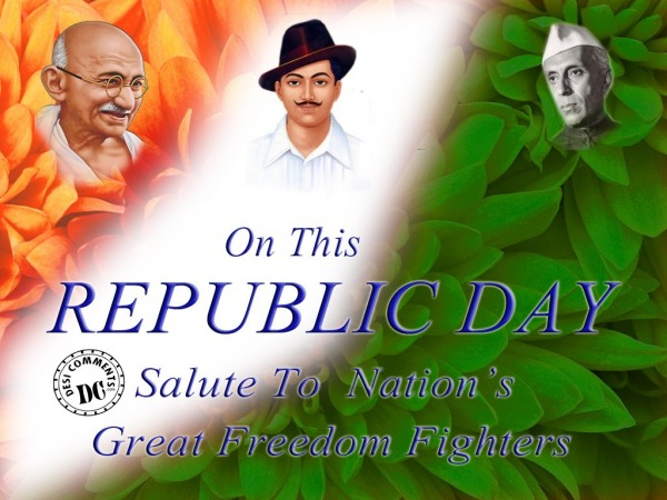 On this Republic Day