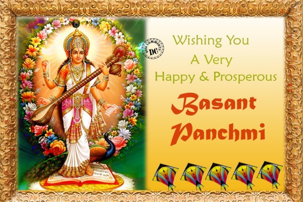 Happy and Prosperous Basant Panchmi