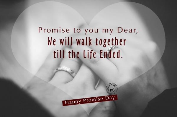 Promise to You My Dear