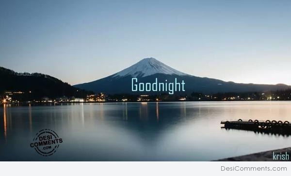 Picture: Good Night