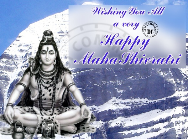 Wishing You MahaShivratri