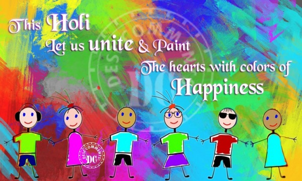 Picture: Wishing You Happy Holi