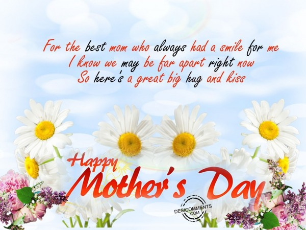Picture: For The Best Mom – Happy Mother's Day