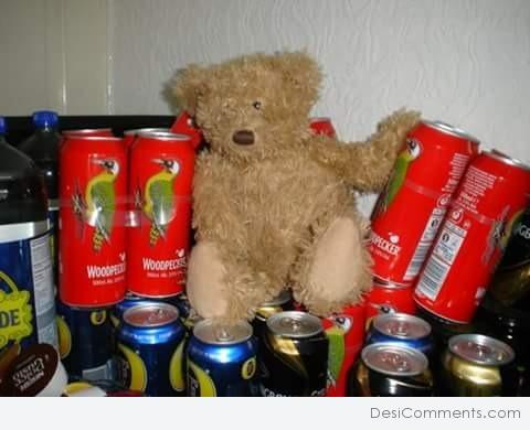 Bear And Beers