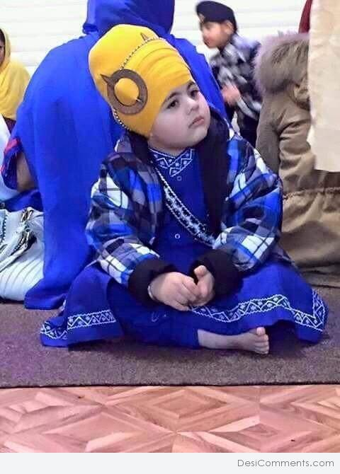 Sweet Punjaban Kid