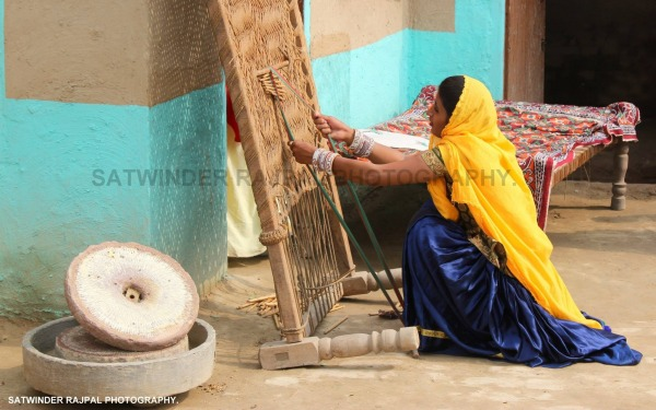 Old Culture of Punjab