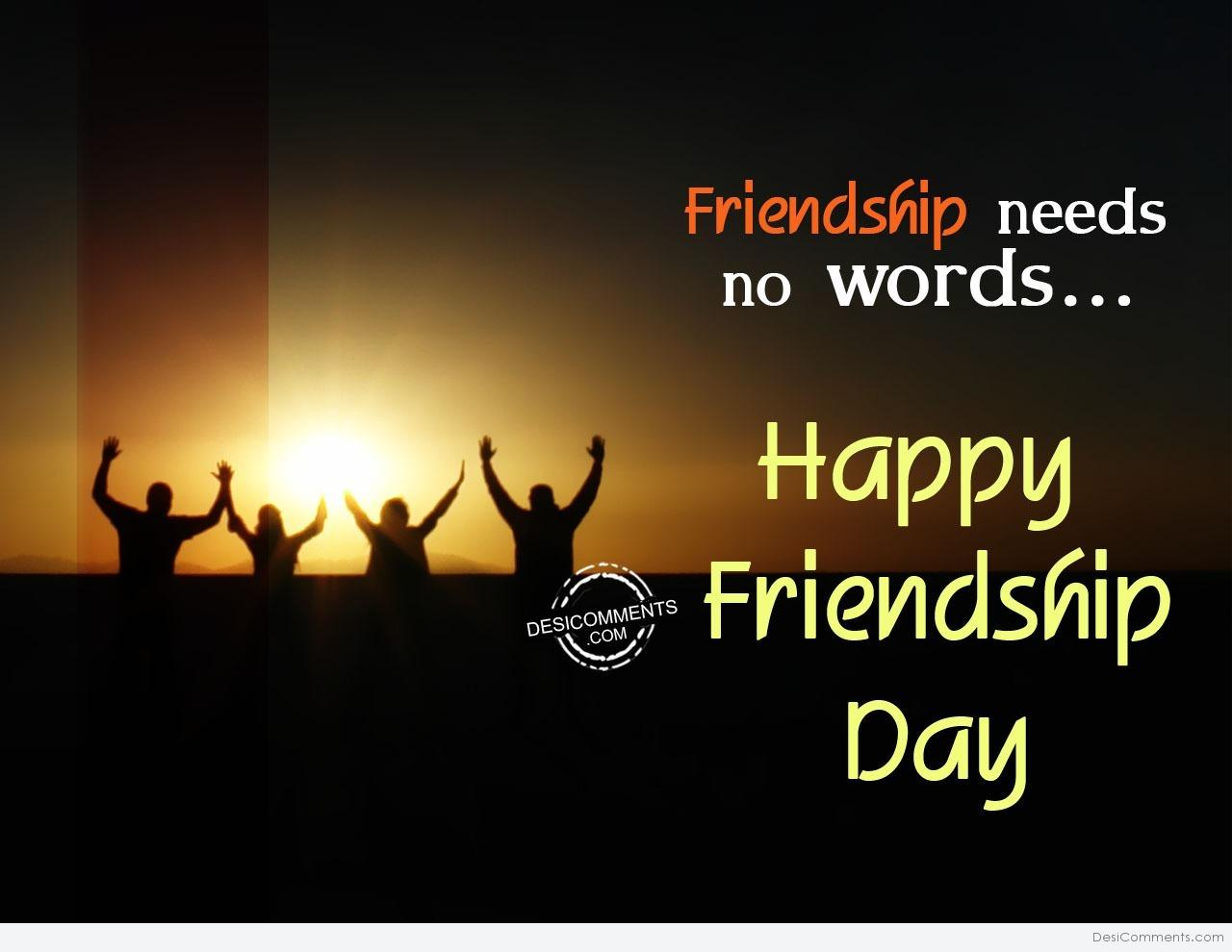 Friendship day pictures images graphics for Best image comments