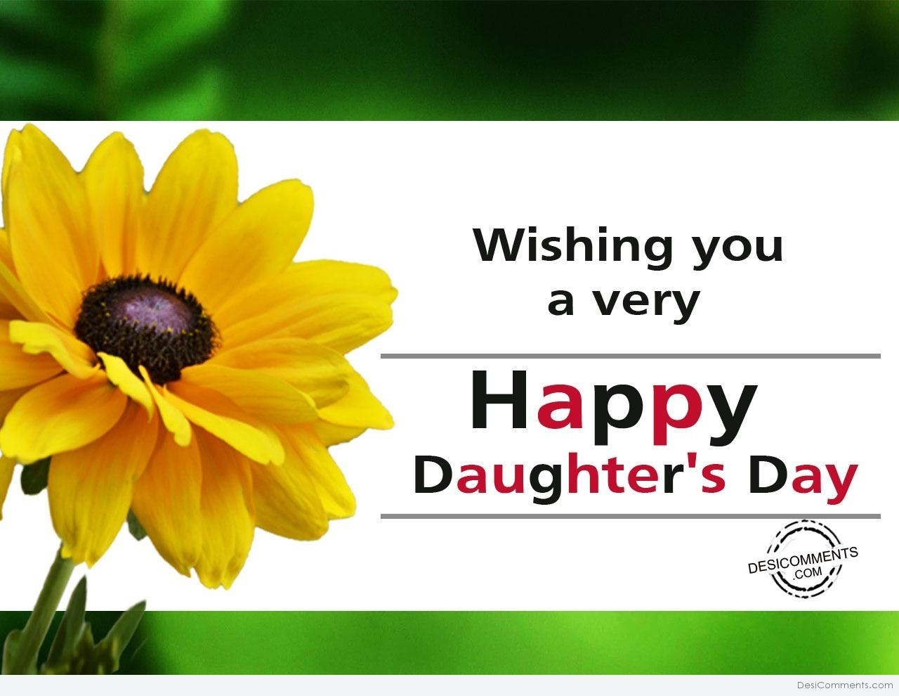 Daughters Day Pictures Images Graphics