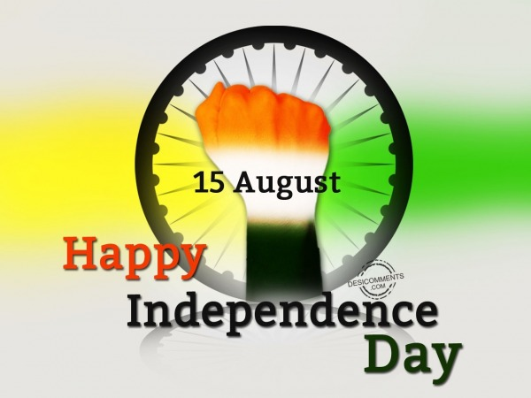 Picture: 15 August,Happy Independence Day