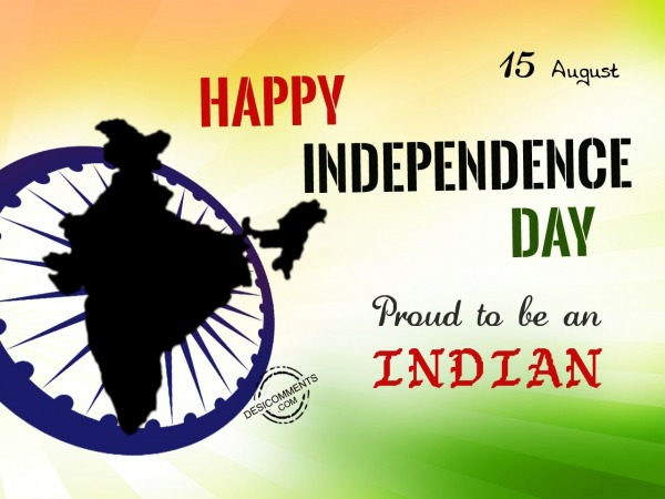Picture: Proud to be an Indian,Happy Independence Day