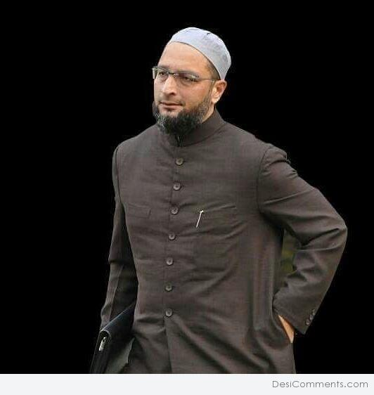 This picture was submitted by ASADUDDIN OWAISI .