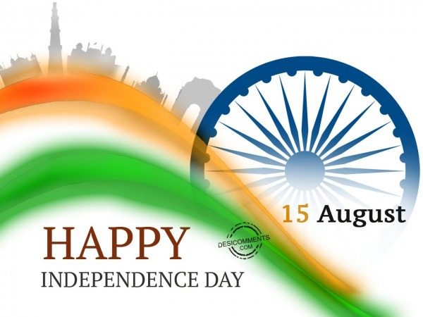 Picture: Wishing you a very Happy Independence Day