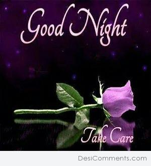 Good Night Take Care