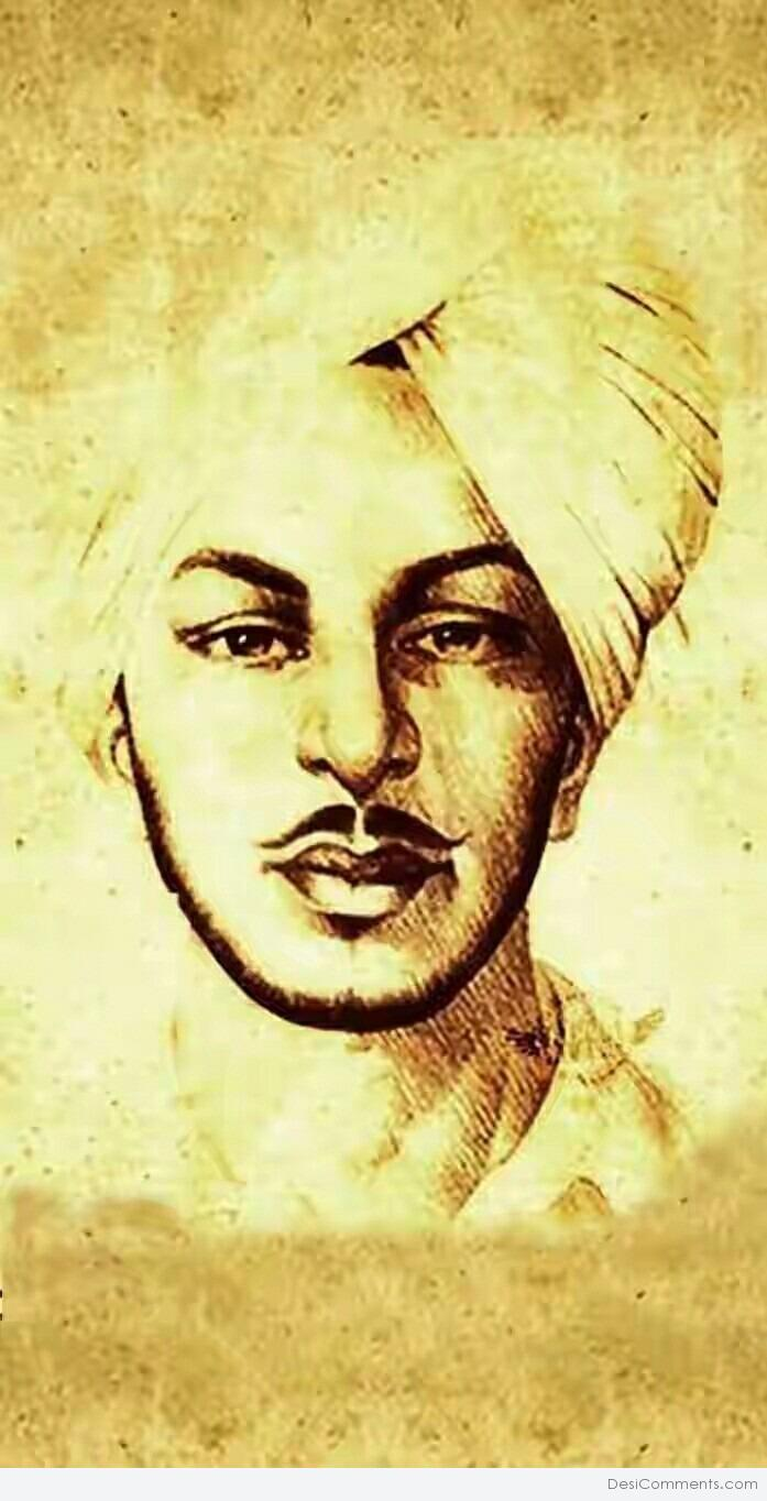 Bhagat Singh Pictures Images Graphics