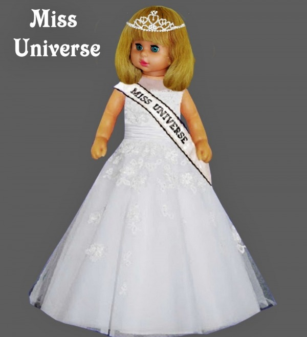 Miss Universe - Doll