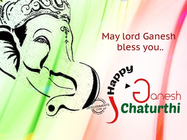 Picture: May lord Ganesh bless you