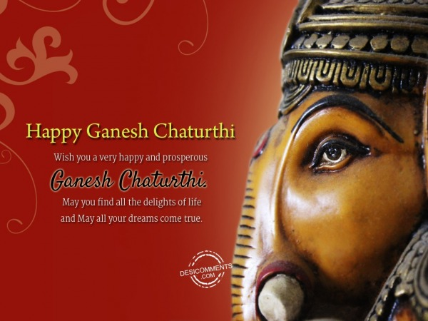 Picture: Image Of Happy Ganesh Chaturthi