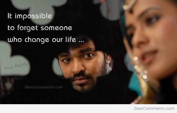 Who Change Our Life