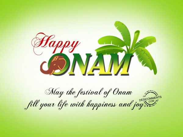 Picture: May the festival of Onam fill your life with happiness