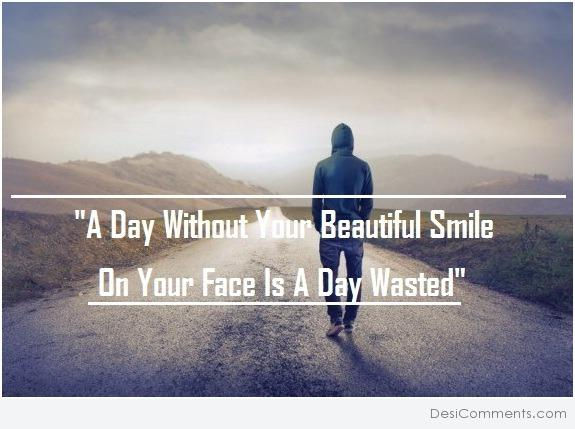 Picture: A Day Without Your Smile