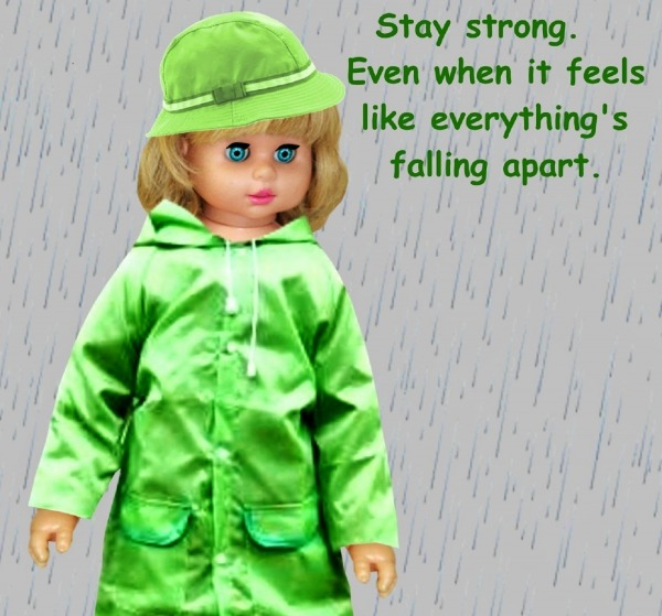 Picture: Stay Strong