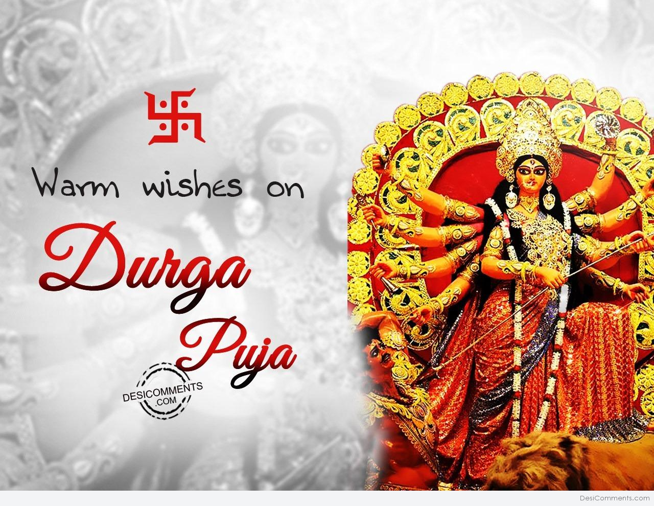 Durga puja pictures images graphics picture warm wishes on durga pooja kristyandbryce Images