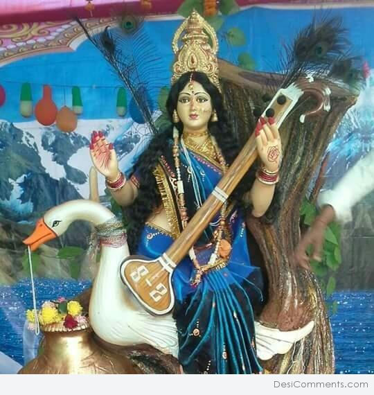 Image Of Indian Goddess