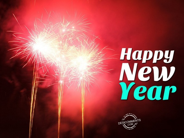 Best Wishes on Happy New Year