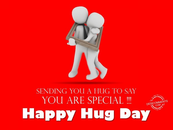 Sending you a hug to say you are special!!!