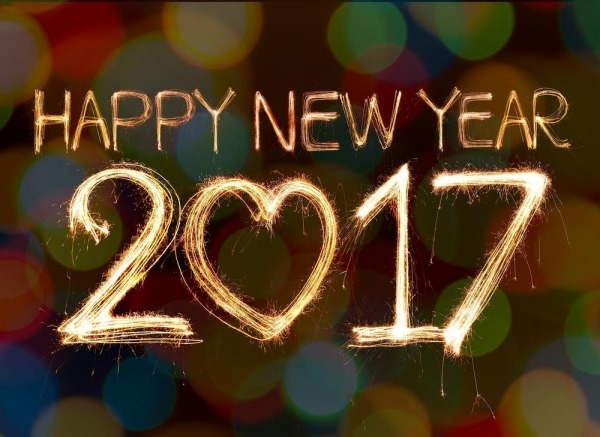Happy New Year 2017 - Image