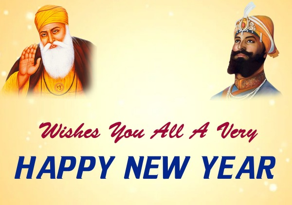 Wishing You All Happy New Year