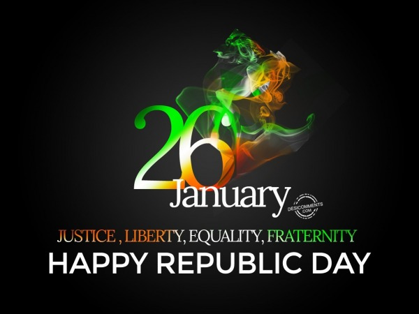 Picture: Happy Republic Day