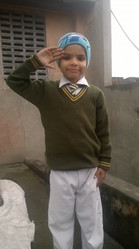 Picture Of Kid