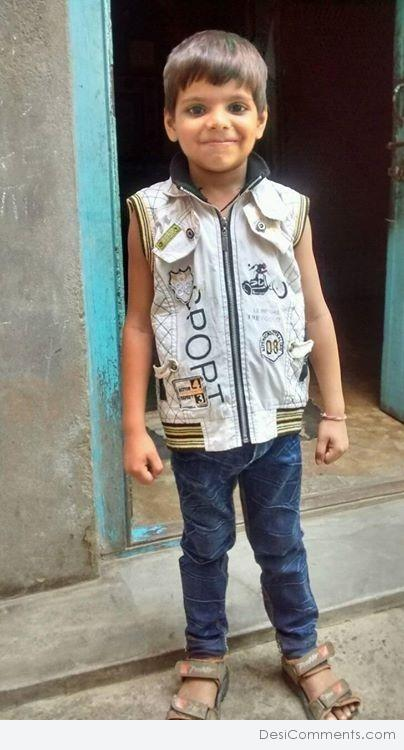 Pic Of Kid